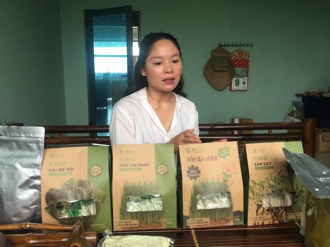 Làm liều với sản phẩm mì rau, củ hữu cơ, bà chủ trẻ có cơ ngơi hàng chục tỷ đồng   - Ảnh 5.