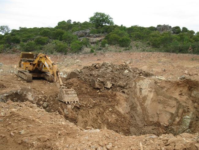 Thực hư kho báu 4.000 tấn vàng ở núi Tàu (bài 1): Bỏ hàng nghìn lượng vàng thật để tìm kho báu ảo - Ảnh 3.
