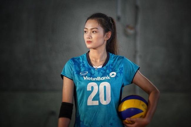 Vì sao hoa khôi Nguyễn Thu Hoài xin rời CLB Ngân hàng Công thương? - Ảnh 1.