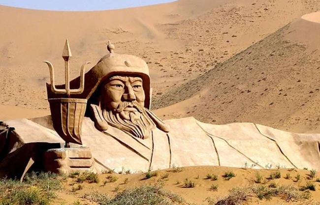 """Bí ẩn chưa sáng tỏ về Thành Cát Tư Hãn: """"Chiến thần"""" Mông Cổ thực tế là người """"tóc đỏ, mắt xanh""""? - Ảnh 2."""