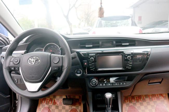 Hàng hiếm Toyota Corolla LE Eco 2014 nhập Mỹ, đi hơn 2 vạn, rao bán ngang Altis đời 2021 - Ảnh 7.