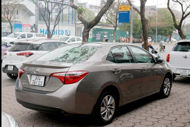 Hàng hiếm Toyota Corolla LE Eco 2014 nhập Mỹ, đi hơn 2 vạn, rao bán ngang Altis đời 2021 - Ảnh 4.