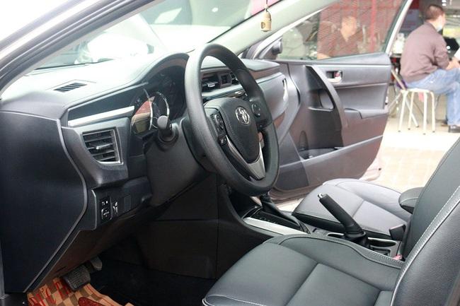 Hàng hiếm Toyota Corolla LE Eco 2014 nhập Mỹ, đi hơn 2 vạn, rao bán ngang Altis đời 2021 - Ảnh 5.