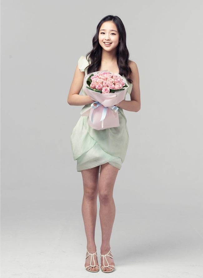 """Say đắm trước vẻ đẹp của """"nữ hoàng nhan sắc"""" làng thể thao Hàn Quốc - Ảnh 8."""