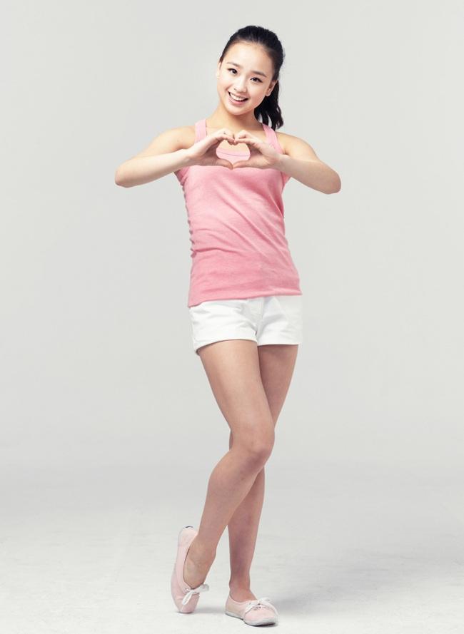 """Say đắm trước vẻ đẹp của """"nữ hoàng nhan sắc"""" làng thể thao Hàn Quốc - Ảnh 6."""