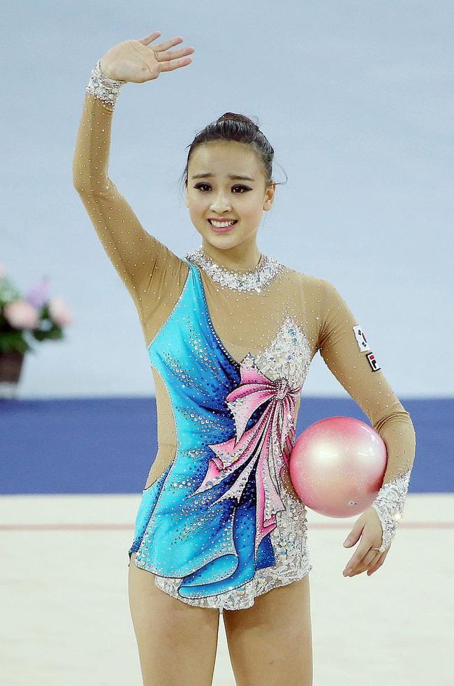 """Say đắm trước vẻ đẹp của """"nữ hoàng nhan sắc"""" làng thể thao Hàn Quốc - Ảnh 4."""