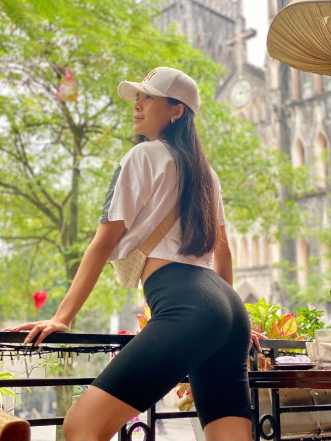 Prueksa Khonthiang - vợ ngoại binh Pedro Paulo: WAGs sexy nhất V.League - Ảnh 3.