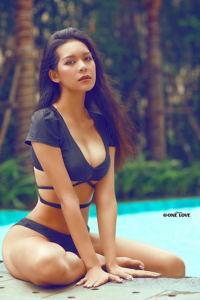 Prueksa Khonthiang - vợ ngoại binh Pedro Paulo: WAGs sexy nhất V.League - Ảnh 16.