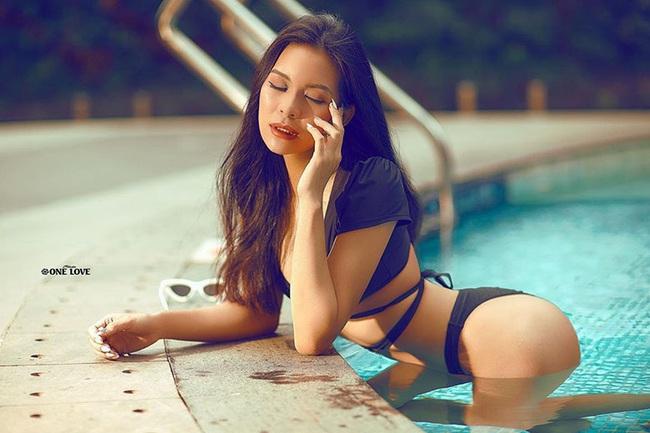 Prueksa Khonthiang - vợ ngoại binh Pedro Paulo: WAGs sexy nhất V.League - Ảnh 17.