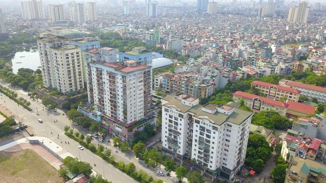 Quy chuẩn xây dựng căn hộ chung cư còn áp dụng thiếu chặt chẽ - Ảnh 1.