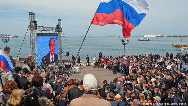 Kế hoạch đòi lại Crimea của Ukraine có thể thổi bùng xung đột với Nga - Ảnh 1.