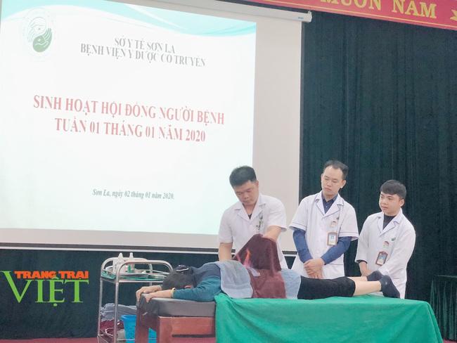 Bệnh viện Y Dược cổ truyền tỉnh Sơn La: Nâng cao kỹ thuật điều trị, chăm sóc người bệnh - Ảnh 9.