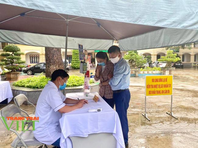 Bệnh viện Y Dược cổ truyền tỉnh Sơn La: Nâng cao kỹ thuật điều trị, chăm sóc người bệnh - Ảnh 7.