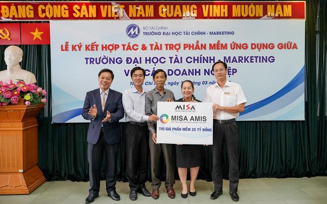 Sinh viên ĐH Tài chính – Marketing được thực hành với các phần mềm trị giá hàng chục tỷ đồng - Ảnh 3.