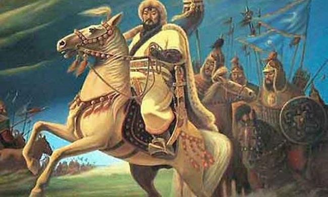 """Những luật lệ """"cực rắn"""" của Thành Cát Tư Hãn khiến binh sĩ khiếp đảm - Ảnh 1."""