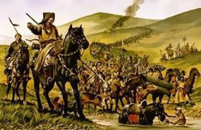 """Những luật lệ """"cực rắn"""" của Thành Cát Tư Hãn khiến binh sĩ khiếp đảm - Ảnh 8."""