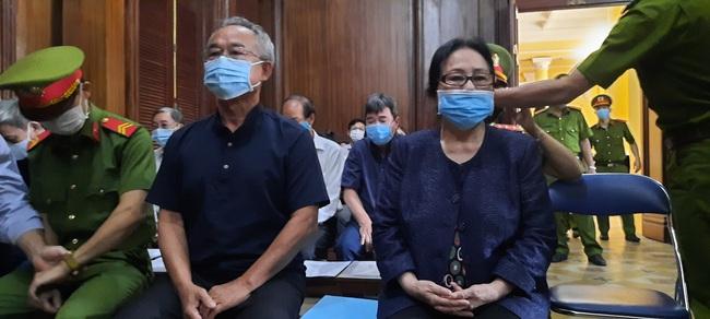 Xét xử ông Nguyễn Thành Tài: Bà Dương Thị Bạch Diệp nói chưa từng lừa đảo ai - Ảnh 1.
