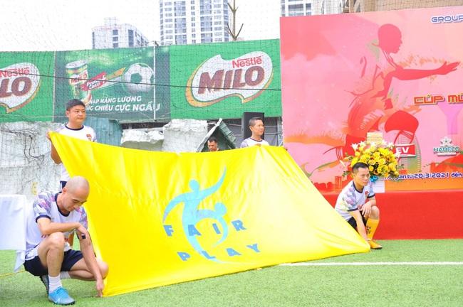 Khai mạc Giải bóng đá Cúp Mùa Xuân 92-95 Hà Nội lần thứ 5-2021 - Ảnh 3.