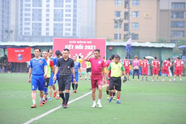 Khai mạc Giải bóng đá Cúp Mùa Xuân 92-95 Hà Nội lần thứ 5-2021 - Ảnh 4.