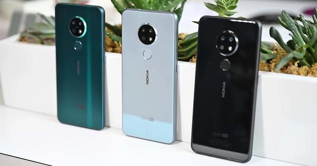Top 4 smartphone giá rẻ ngon nhất nhà Nokia năm 2021: Có 5G, pin trâu, thiết kế đẹp - Ảnh 1.