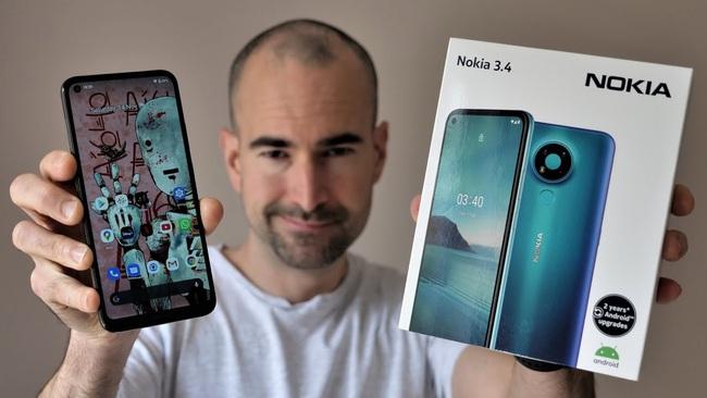 Top 4 smartphone giá rẻ ngon nhất nhà Nokia năm 2021: Có 5G, pin trâu, thiết kế đẹp - Ảnh 3.