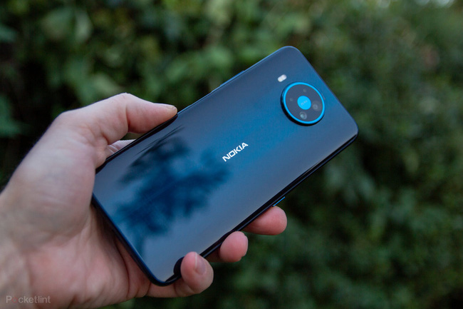 Top 4 smartphone giá rẻ ngon nhất nhà Nokia năm 2021: Có 5G, pin trâu, thiết kế đẹp - Ảnh 4.
