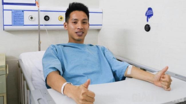 Hùng Dũng được phẫu thuật và điều trị miễn phí tại bệnh viện Vạn Hạnh.