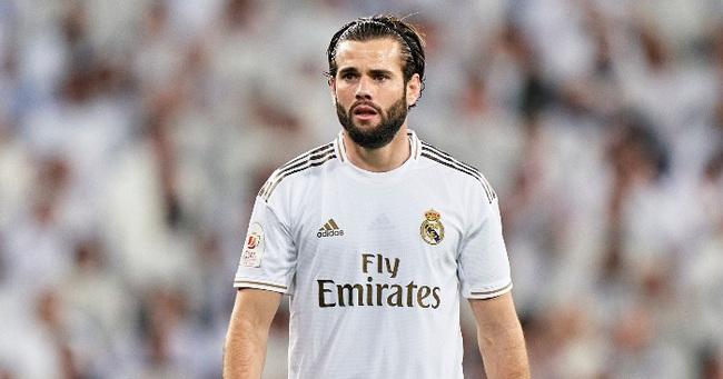 Nacho đang là nhân tố dự bị ở Real Madrid.