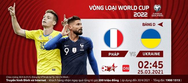 Sôi động Vòng loại World Cup 2022 khu vực châu Âu trên VTVcab - Ảnh 1.