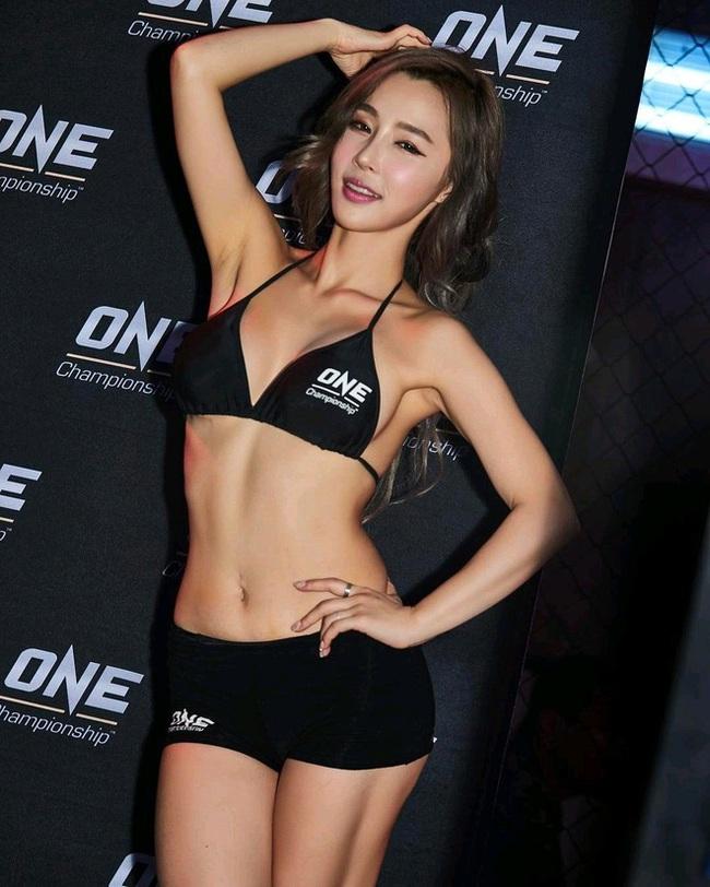 Lee Jina: Ring girl Hàn Quốc xinh đẹp, đa tài và nổi tiếng châu Á - Ảnh 7.