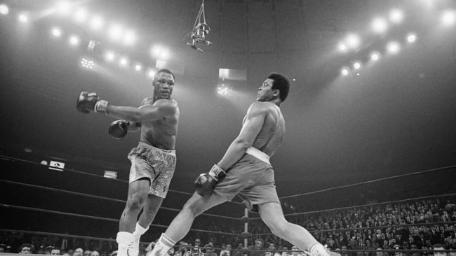 50 năm trận so găng thế kỷ Muhammad Ali - Joe Frazier - Ảnh 3.