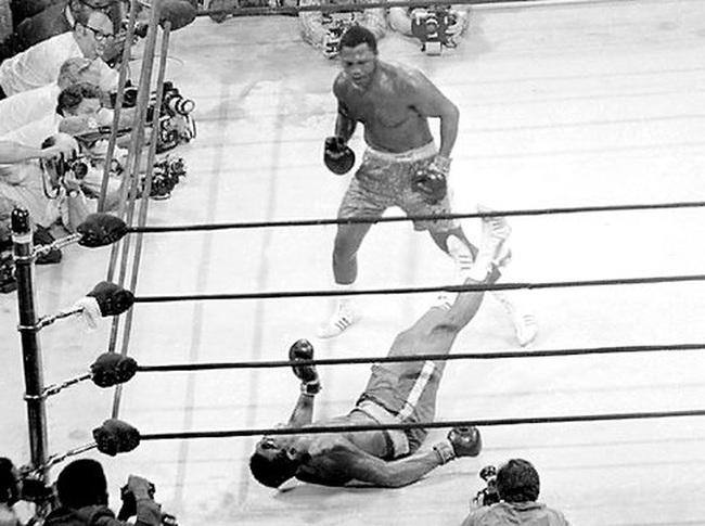 50 năm trận so găng thế kỷ Muhammad Ali - Joe Frazier - Ảnh 5.