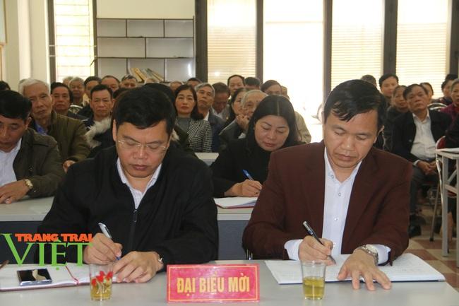 Sơn La: Lấy ý kiến và tín nhiệm cử tri với người ứng cử đại biểu HĐND các cấp nhiệm kỳ 2021 - 2026 - Ảnh 5.
