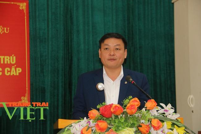 Sơn La: Lấy ý kiến và tín nhiệm cử tri với người ứng cử đại biểu HĐND các cấp nhiệm kỳ 2021 - 2026 - Ảnh 3.