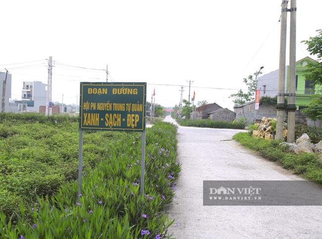 Hà Nam: Xã Liêm Phong có gì đặc biệt để được công nhận nông thôn mới kiểu mẫu? - Ảnh 4.