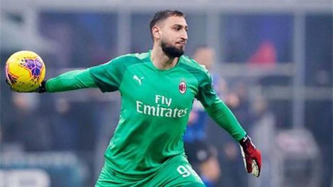 Donnarumma có thể rời AC Milan vì Raiola.