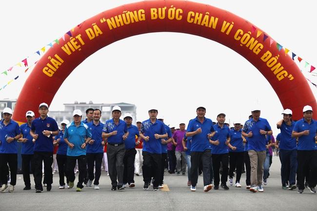 2.000 người hưởng ứng Ngày chạy Olympic vì sức khoẻ nhân dân - Ảnh 2.