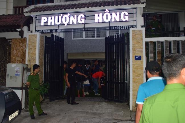 TT-Huế: Triệt phá ổ ma túy tại nhà nghỉ, bắt giữ 46 đối tượng nam nữ  - Ảnh 4.