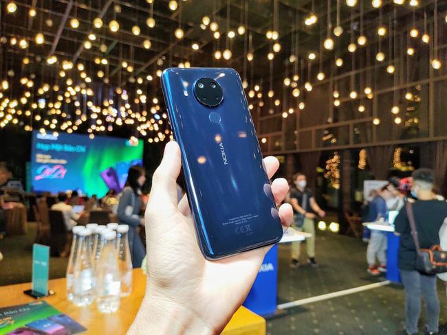 Nokia 5.4: Siêu phẩm đáng mua nhất của nhà Nokia trong phân khúc tầm trung - Ảnh 2.