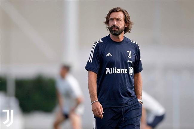 Pirlo gặp khó khăn trong mùa giải đầu tiên dẫn Juve.