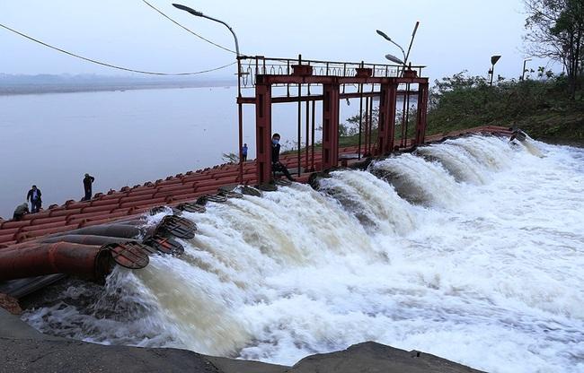 EVN đảm bảo nước phục vụ sản xuất nông nghiệp - Ảnh 1.