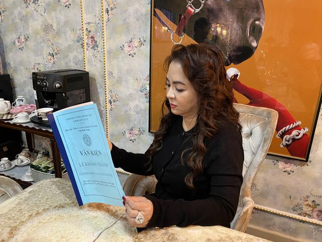 """Vợ ông Dũng """"lò vôi"""" gửi đơn tố cáo lương y Võ Hoàng Yên """"lừa đảo chiếm đoạt tài sản"""" - Ảnh 1."""