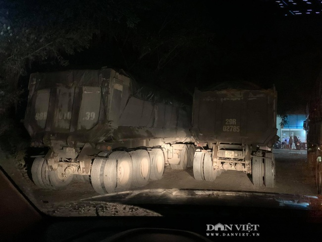 Nghệ An: Xe có dấu hiệu quá khổ, quá tải tung hoành ở đường mòn Hồ Chí Minh nhưng không bị kiểm tra  - Ảnh 5.