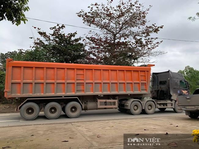 Nghệ An: Xe có dấu hiệu quá khổ, quá tải tung hoành ở đường mòn Hồ Chí Minh nhưng không bị kiểm tra  - Ảnh 4.