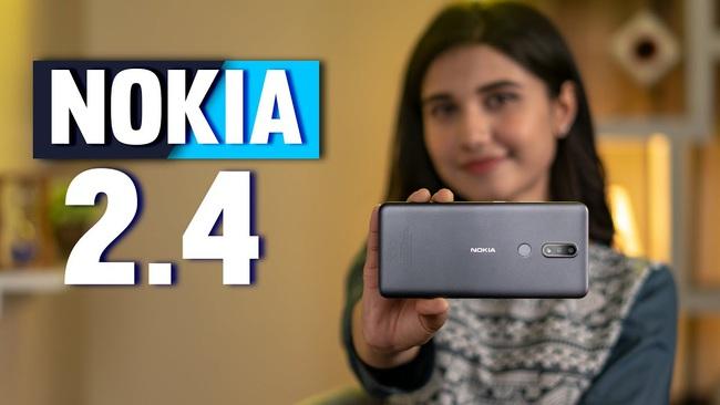 Nokia 2.4 - Smartphone giá rẻ, cấu hình tốt, pin trâu cho mọi nhà - Ảnh 5.