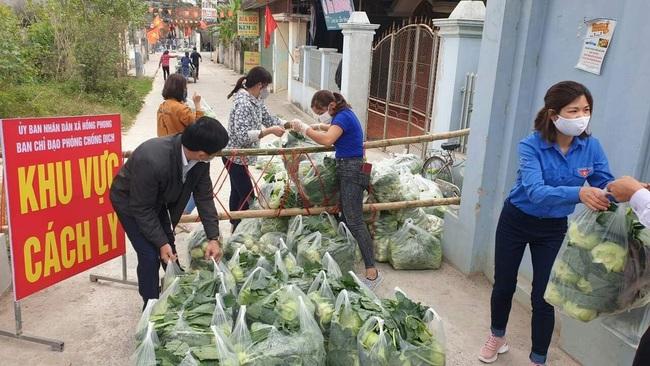 Hội Nông dân tỉnh Hải Dương: Bằng cách này, 30.000 tấn rau, củ, quả được tiêu thụ nhanh chóng trong mùa dịch Covid-19 - Ảnh 2.