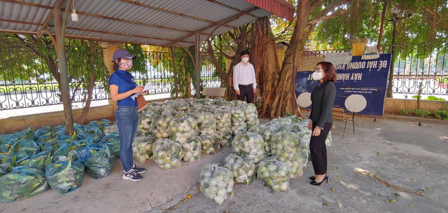 Hội Nông dân tỉnh Hải Dương: Bằng cách này, 30.000 tấn rau, củ, quả được tiêu thụ nhanh chóng trong mùa dịch Covid-19 - Ảnh 4.