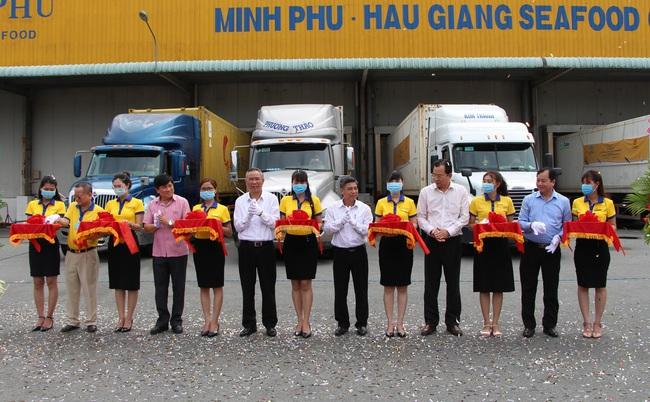 Đòn bẩy từ FTAs, xuất khẩu thủy sản khởi sắc - Ảnh 1.