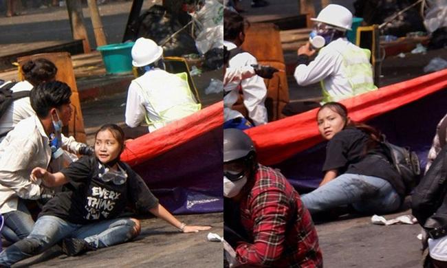 Myanmar trải qua ngày đẫm máu nhất kể từ sau đảo chính - Ảnh 1.