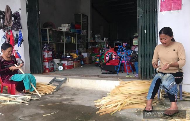 Thanh Hóa: Nghề đan cót làng Giàng đã hết thời? - Ảnh 5.